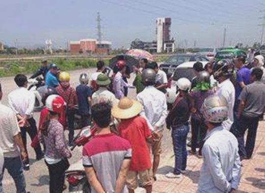 Người dân bàng hoàng trước vụ cô gái trẻ nhảy sông tự sát ở Ninh Bình