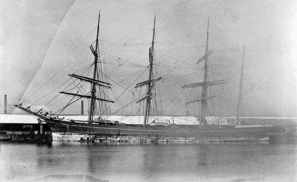 Con tàu 3 cột buồm Zebrina đã được tìm thấy ở bờ biển miền Nam nước Anh vào tháng 10/1917 với đầy đủ lượng than mà nó nhập từ Pháp trước đó. Dường như các thủy thủ đoàn đã phải bỏ tàu do bị tàu ngầm Đức đe dọa, nhưng vì một lý do nào đó mà con tàu này đã không bị đánh chìm. Dù vậy, những người trên tàu không bao giờ xuất hiện trở lại.