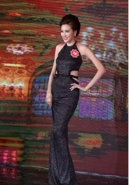 Nguyễn Ngọc Mai (20 tuổi), người mẫu tự do