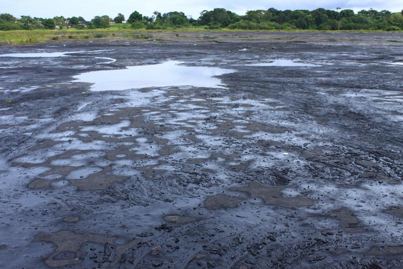 Hồ La Brea Pitch chứa khoảng 10 triệu tấn hắc ín lỏng nằm trên đảo Trinidad, thuộc Cộng hòa Trinidad và Tobago. Đây là hồ nhựa đường tự nhiên lớn nhất thế giới. Thành phần cấu tạo nên hồ La Brea Pitch là nước, khí đốt, nhựa đường và khoáng chất.