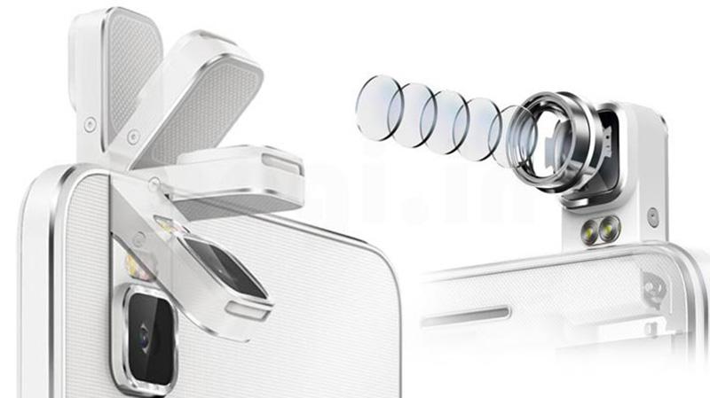 Huawei ShotX là một trong những smartphone hot nhất có thiết kế 'điên rồ'