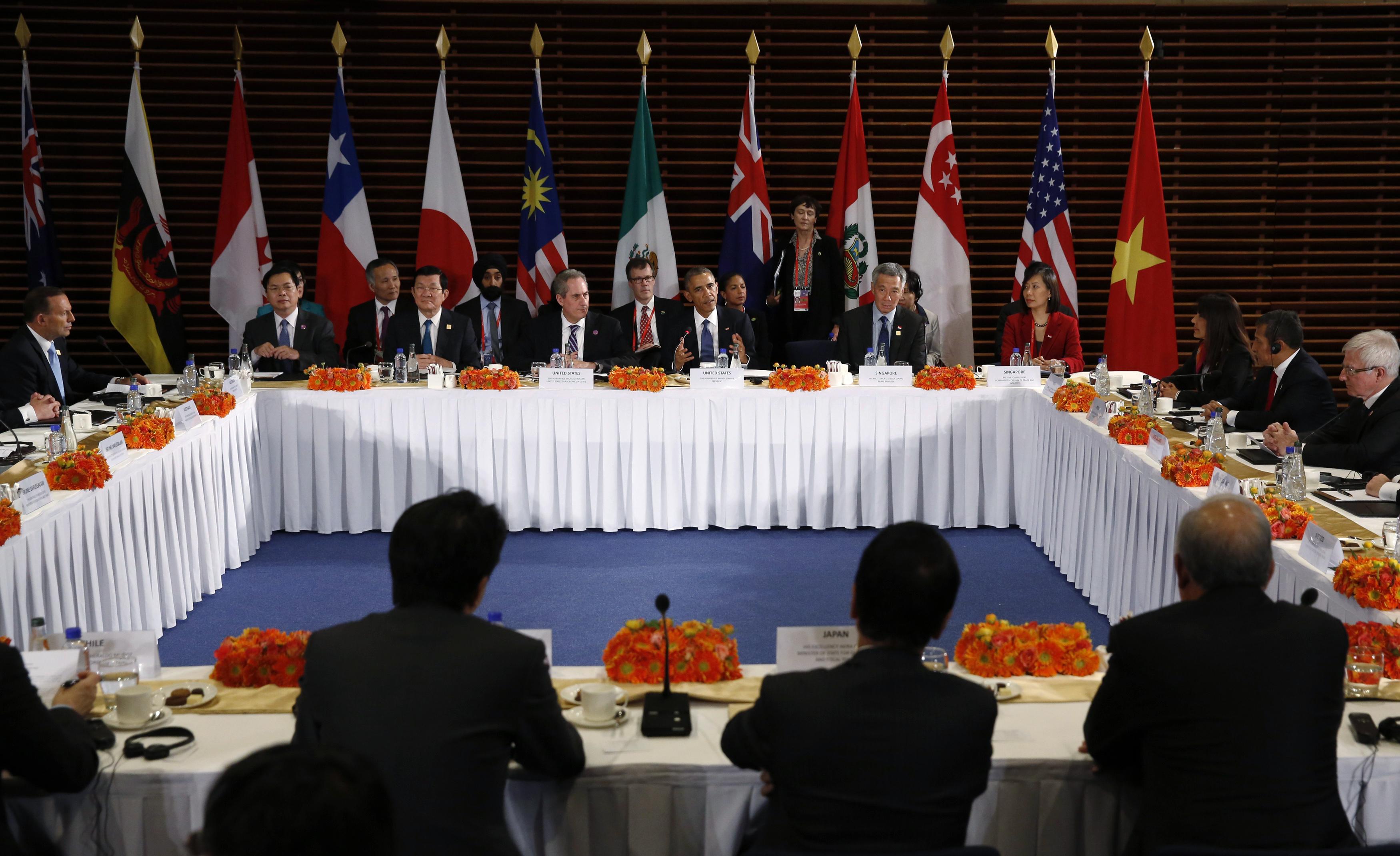 Đàm phán TPP kết thúc sau 5 năm là một trong những sự kiện kinh tế thế giới nổi bật năm 2015