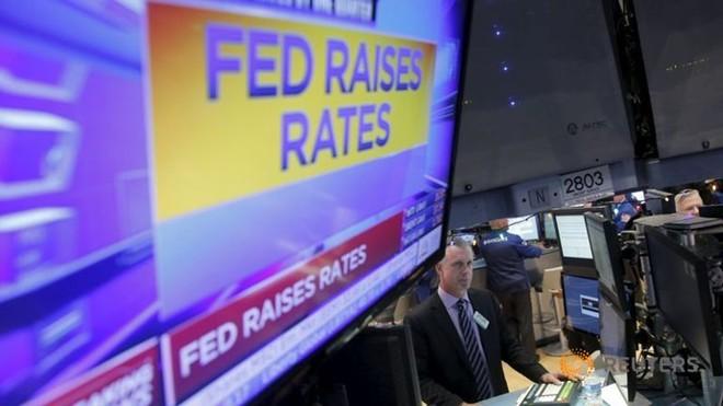 Sự kiện FED tăng lãi suất sau gần 1 thập kỷ gây tác động tới hệ thống tài chính toàn cầu