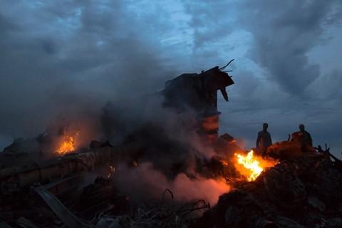 Sự kiện máy bay Malaysia MH17 bị bắn rơi ở Ukraine là tai nạn máy bay xảy ra gần đây nhất