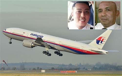 Từng có không ít giả thuyết cho rằng máy bay MH370 mất tích do phi công tự sát