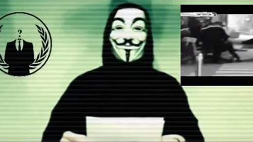 Nhóm hacker lừng danh Anonymous đã nhiều lần công khai tuyên chiến với khủng bố IS