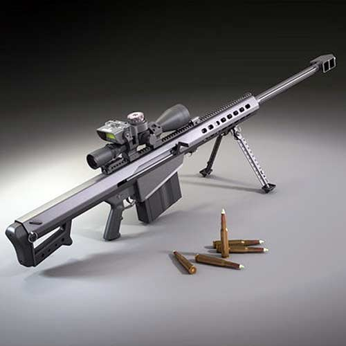 Thêm một mẫu súng bắn tỉa mạnh nhất thế giới do Mỹ sở hữu