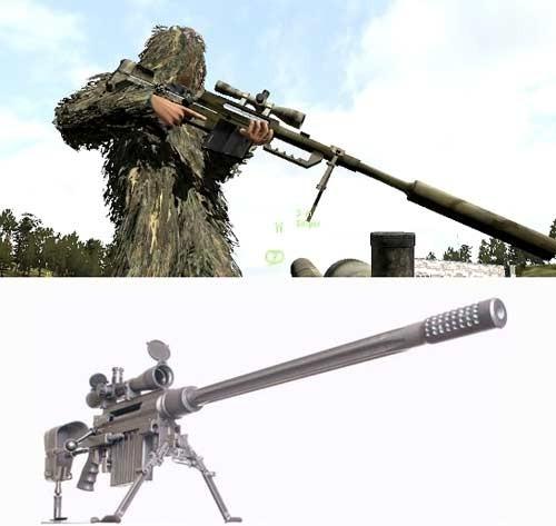 Tầm bắn kỉ lục khiến Cheytac-408 Cal của Mỹ trở thành một trong những khẩu súng bắn tỉa mạnh nhất thế giới