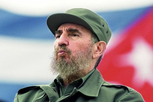 Lãnh tụ Fidel Castro - Nhà cách mạng vĩ đại của Cuba đã từ trần