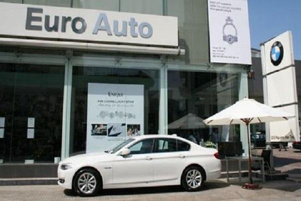 Khởi tố vụ án buôn lậu xe BMW tại Công ty Cổ phần ôtô Âu Châu
