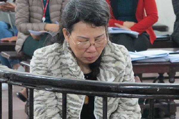 Nữ giám đốc vào tù vì dùng giấy tờ khống vay ngân hàng 20 tỷ đồng