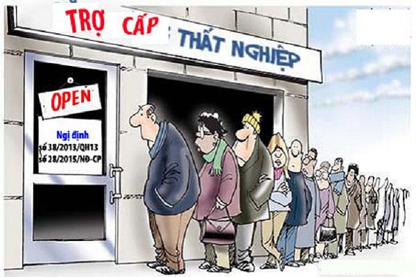 Bị công ty đuổi việc có được hưởng trợ cấp thất nghiệp không?