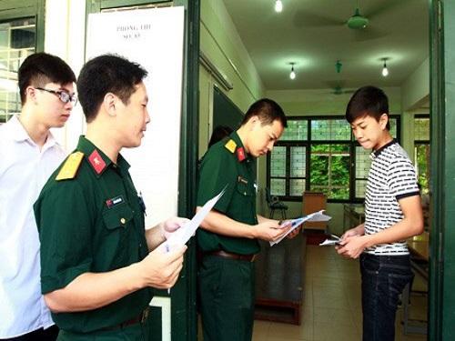 Một số vấn đề về hồ sơ khi sơ tuyển khối trường quân đội 2017