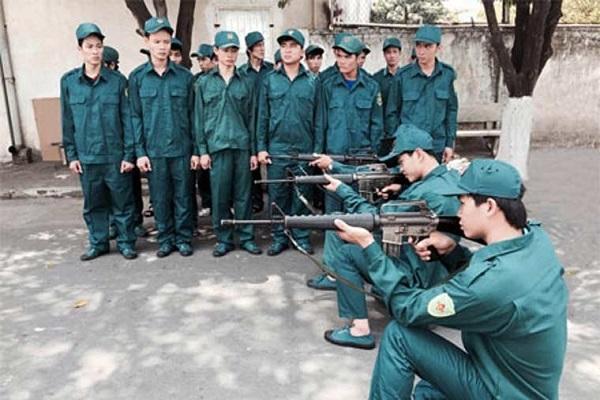 Một số quy định về nghĩa vụ dân quân tự vệ