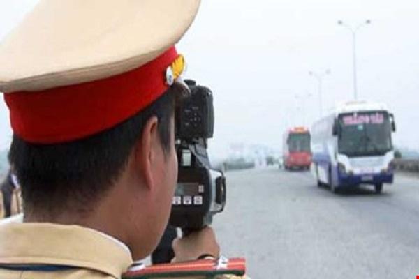 Mức xử phạt đối với các trường hợp vi phạm tốc độ đối với ô tô