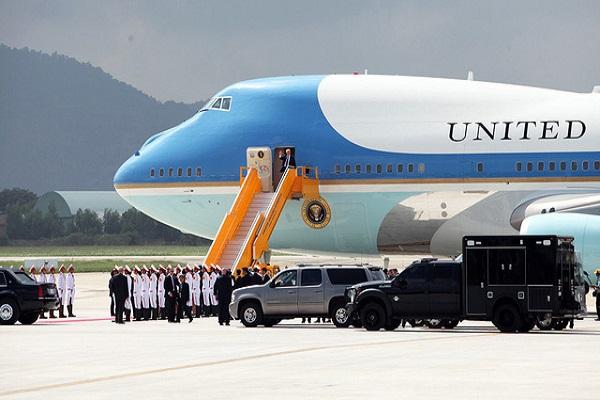 Trực tiếp: Tổng thống Hoa Kỳ Donald Trump bắt đầu đến Đà Nẵng tham dự APEC 2017 - ảnh 2