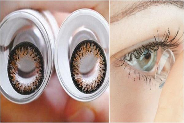 Đừng chủ quan mà sử dụng kính áp tròng thường xuyên để hỗ trợ làm đẹp