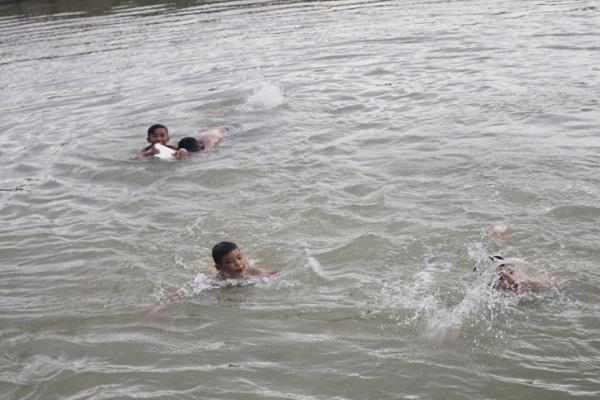Chuẩn bị vào hè, cẩn trọng với tai nạn đuối nước