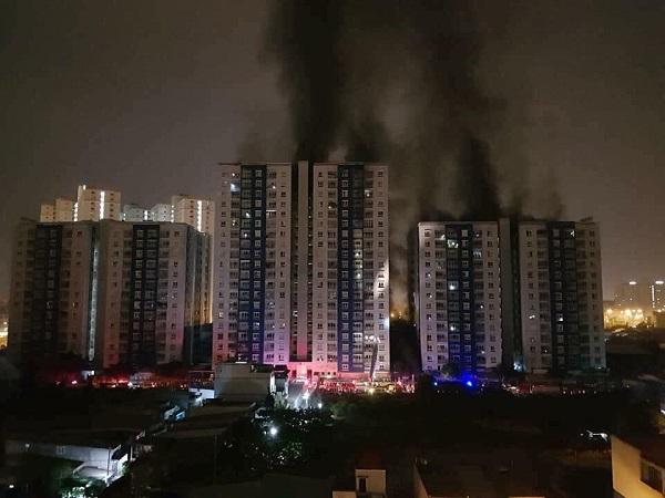Giữa tháng 4/2018, chung cư bắt buộc phải mua bảo hiểm cháy nổ