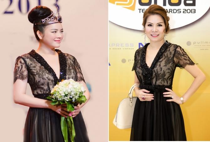Nữ đại gia Việt Bùi Thị Hà nhiều lần được so sánh với Lý Nhã Kỳ về khoản thích hàng hiệu