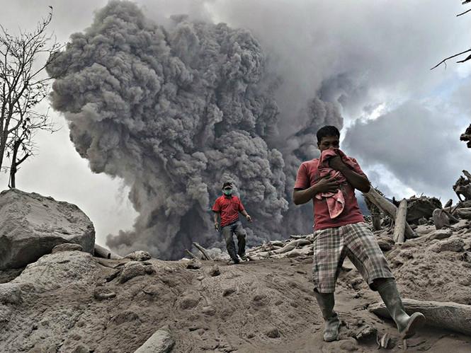Ít nhất 6 người Indonesia thiệt mạng vì dung nham của núi lửa phun trào