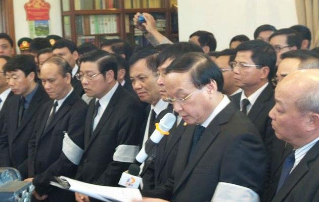 Suốt cuộc đời mình, ông Thanh đã cống hiến cho sự nghiệp cách mạng của Đảng, Nhà nước và nhân dân TP Đà Nẵng. Sự ra đi của ông Thanh để lại niềm tiếc thương vô hạn đối với Đảng, Nhà nước và các đồng chí đồng nghiệp