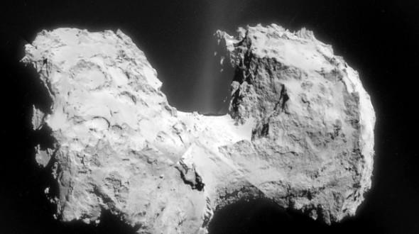 Sao chổi đang dần được chứng minh không phải là nguồn gốc của nước trên trái đất
