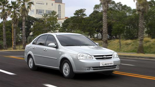 Daewoo Lacetti cũng là dòng ô tô giá rẻ được nhiều người tiêu dùng Việt lựa chọn