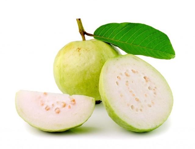 Ổi chứa nhiều dưỡng chất có lợi cho sức khỏe
