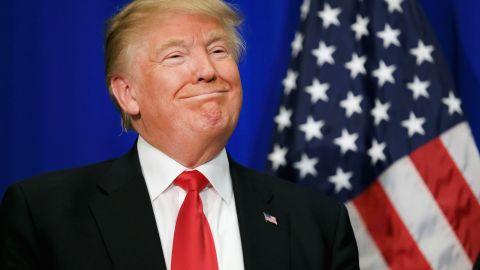 Donald Trump của phe Cộng hòa