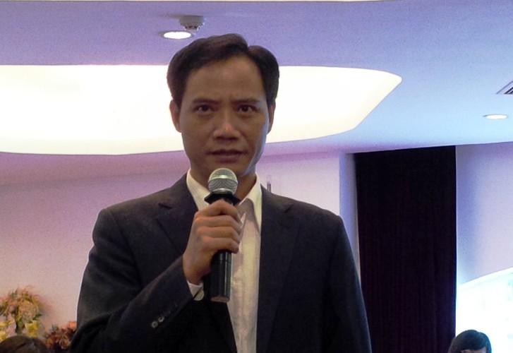 Ông Ngô Dương, Viện Nhà nước và pháp luật