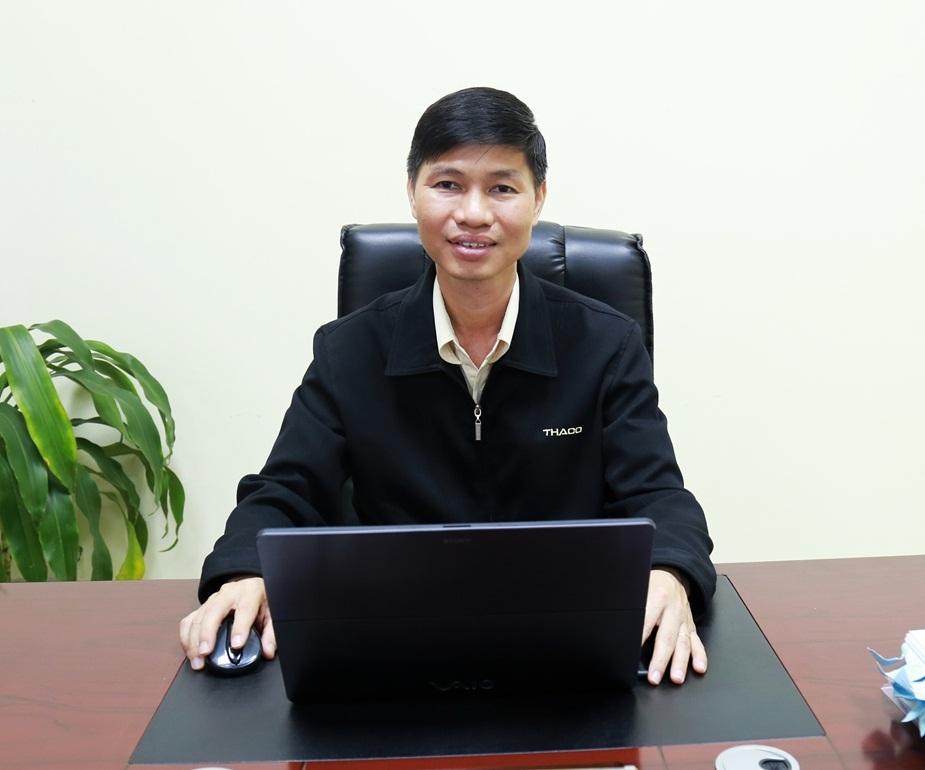 ông Nguyễn Quang Bảo – Giám đốc Công ty TNHH MTV sản xuất và lắp ráp ô tô khách Trường Hải (Thaco bus)