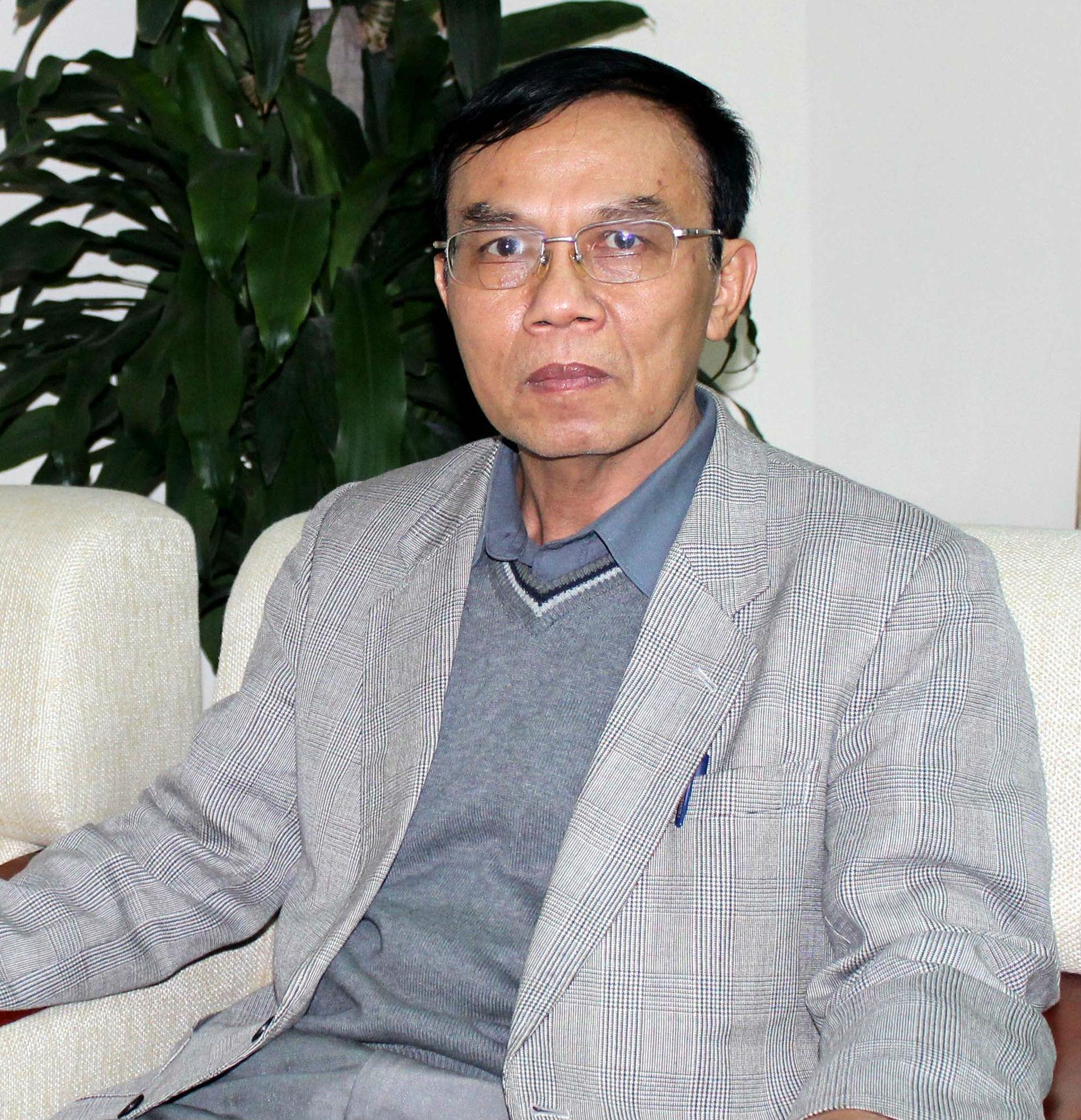 ông Hồ Ngọc Luật, Vụ trưởng Vụ Phát triển KH&CN địa phương