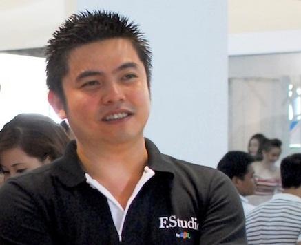 ông Ngô Quốc Bảo - Giám đốc Trung tâm Phát triển kinh doanh, hệ thống bán lẻ FPT Shop tin tưởng Bkav thành công với Bphone