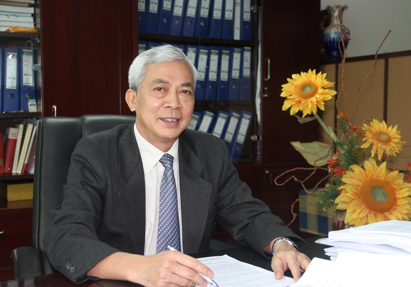 Tổng cục trưởng Ngô Quý Việt