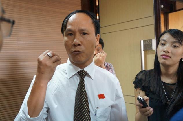 ông Nguyễn Hoài Nam – Trưởng Ban Pháp chế HĐND TP Hà Nội