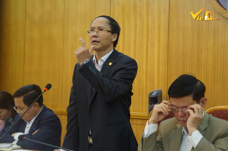 ông Nguyễn Hoài Nam - Trưởng ban Pháp chế HĐND Thành phố Hà Nội