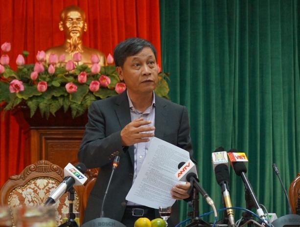 ông Nguyễn Hoàng Linh – Phó giám đốc Sở Giao thông Vận tải Hà Nội