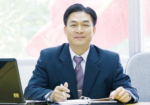 Ông Phạm Tiến Dũng - Tổng Giám đốc Tổng công ty CP Khoa và Dịch vụ khoan dầu khí - PV Drilling