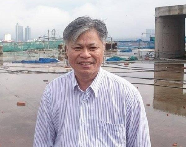 Ông Đỗ Thế Hùng – Giám đốc Ban quản lý dự án 8B Lê Trực