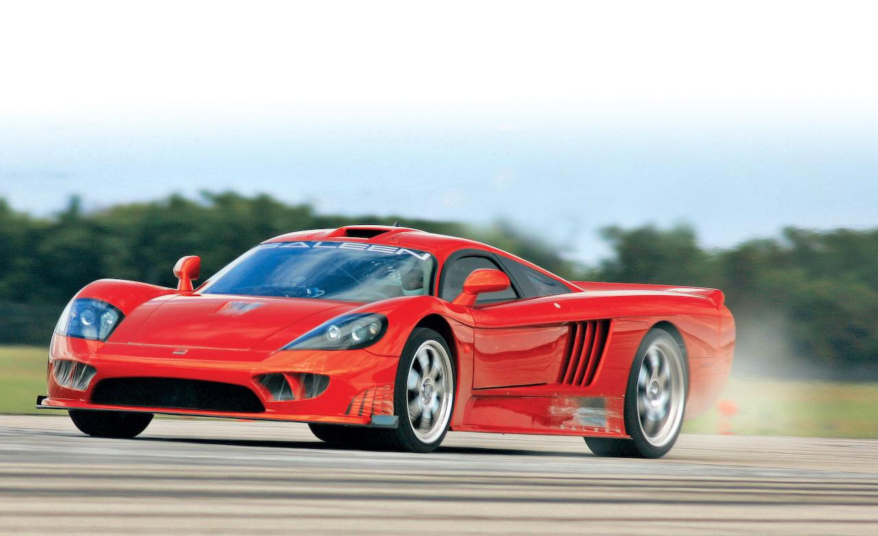 siêu xe Saleen S7 Twin-Turbo2