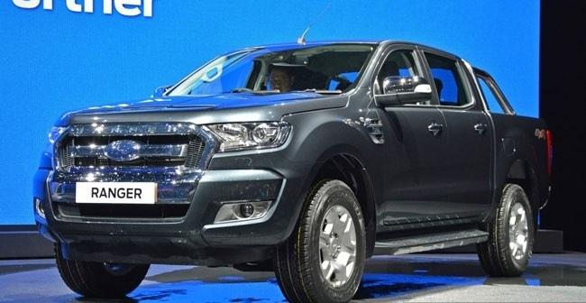 Mẫu ô tô Ford Ranger mới được mệnh danh là một trong những chiếc xe bán tải thông minh nhất hiện nay