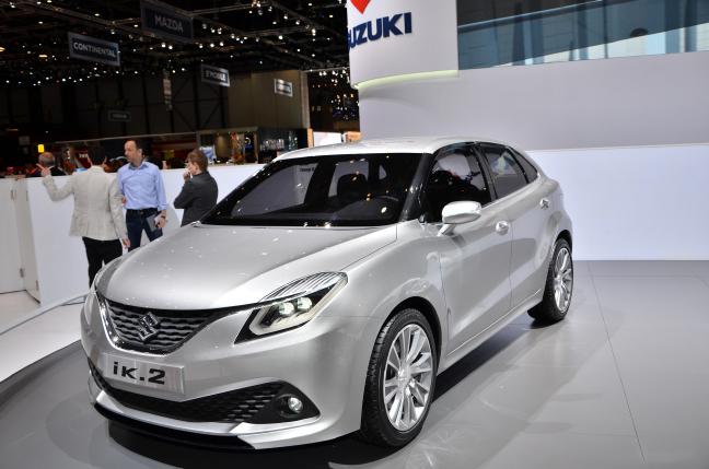 Xe ô tô 190 triệu Suzuki iK-2 mới ra mắt tại Geveva 2015 là thông tin đang được thị trường cực quan tâm