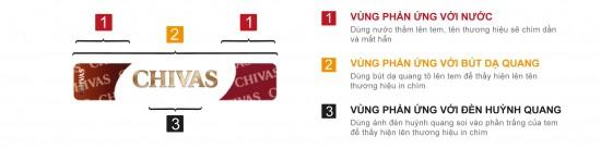 3 dấu hiệu đơn giản nhất giúp phân biệt rượu Chivas 12 thật và rượu Chivas 12 thật giả