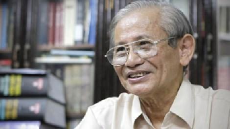 S Phan Huy Lê cho rằng nếu xóa bỏ môn lịch sử là điều rất nguy hiểm