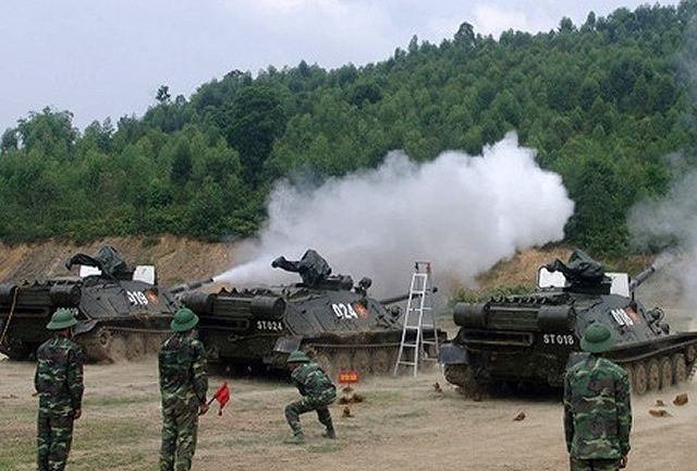 Pháo tự hành chống tăng ASU-85 sẽ được quân đội Việt Nam tái sử dụng