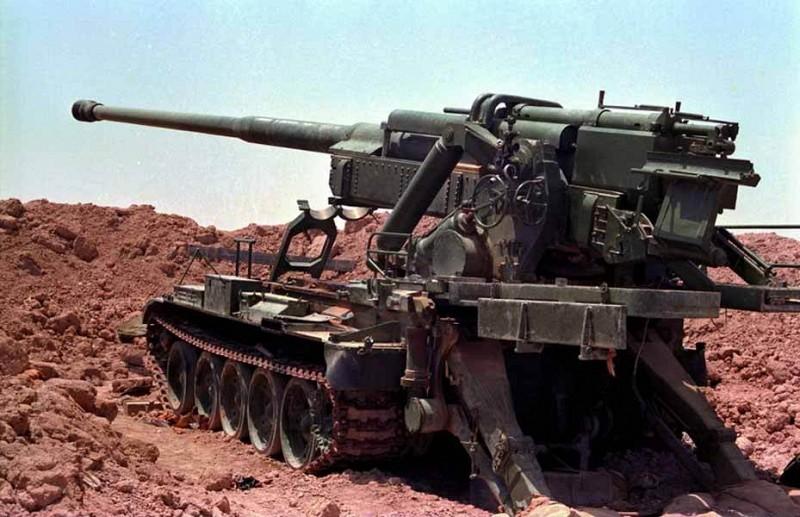 Pháo tự hành M1978 Koksan được đánh giá là con át chủ bài của Triều Tiên