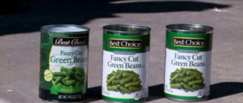 Sản phẩm đậu que đóng hộp của Best Choice đã bị thu hồi ngay sau vụ việc phát hiện chuột chết trong thức ăn