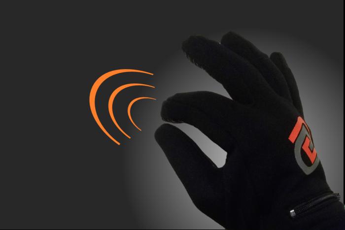 GoGlove là một phát minh mới giúp tăng khả năng tương tác và điều khiển smartphone