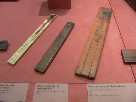 Bút là một trong những phát minh cổ xưa và có tính ứng dụng cao của người Ai Cập